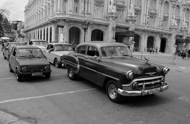 Kuba – krajina, kde zastal čas