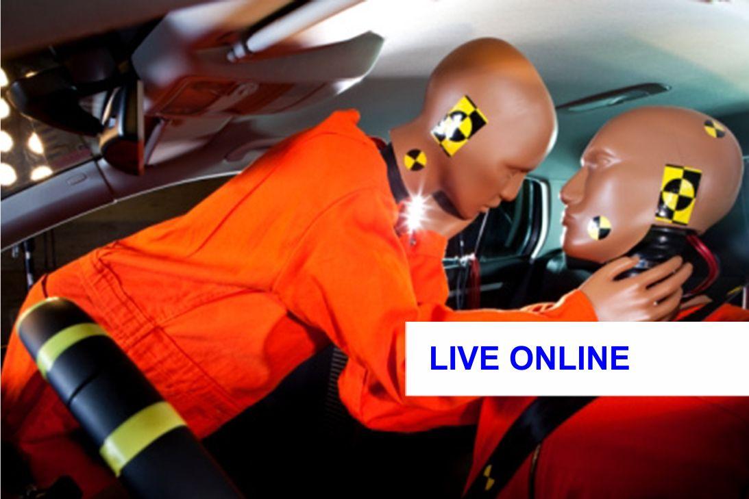 Čo sa deje pri autonehode s vodičom a cestujúcimi? Skutočné zábery (neodporúčame pre slabšie povahy)