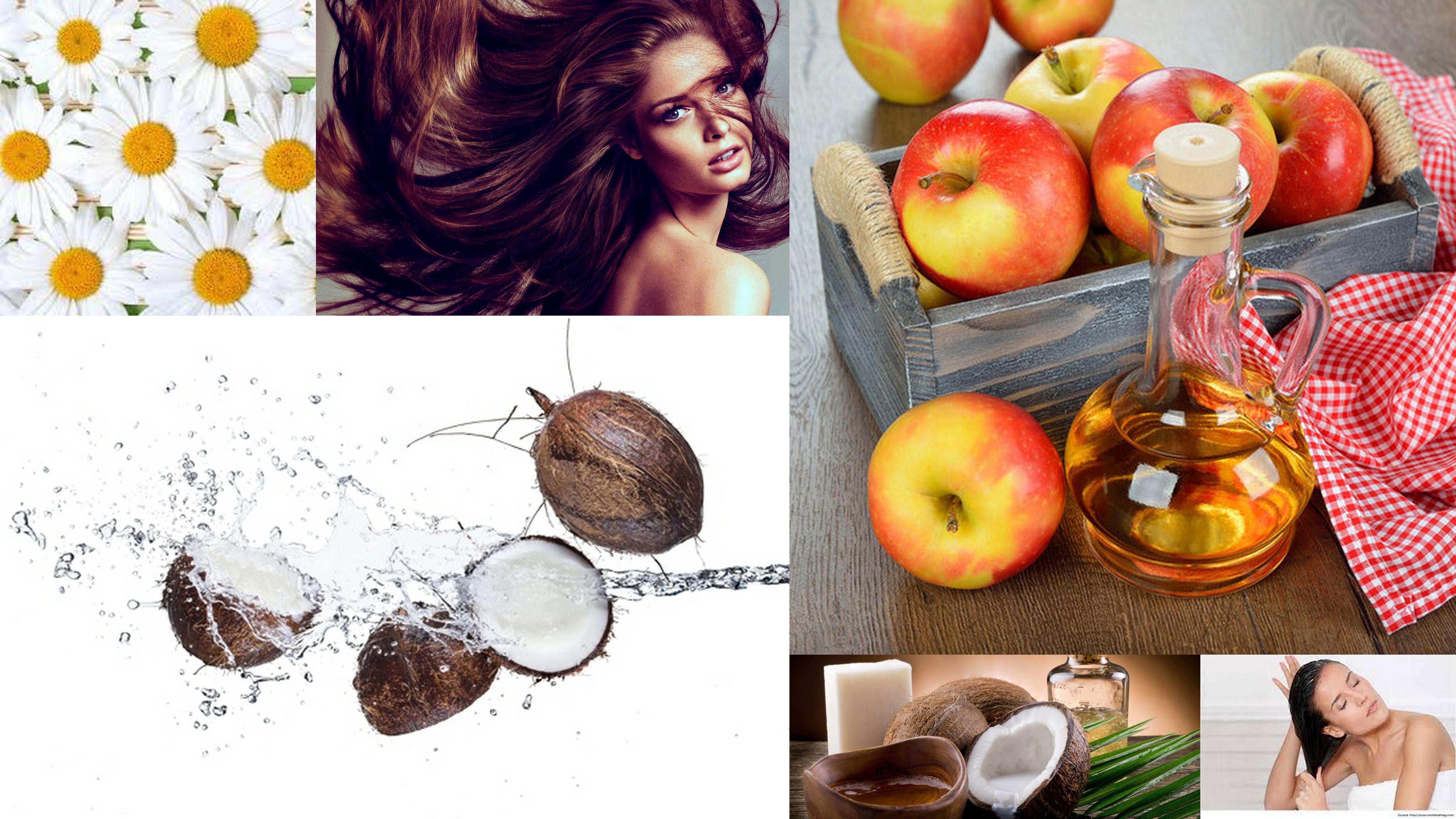 Prírodné zosvetlenie vlasov. Ako na to ?