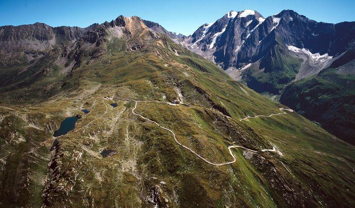 Krásy Zillertalských Álp