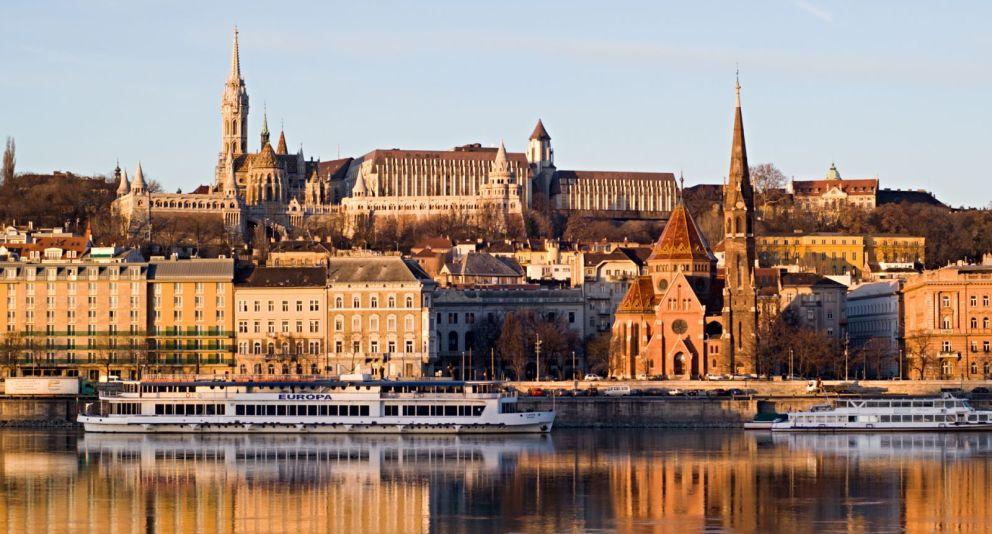 Očarujúca Budapešť