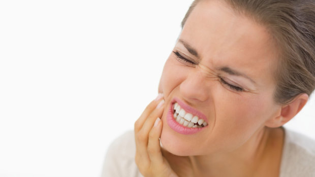 Bojujte proti citlivým zubom