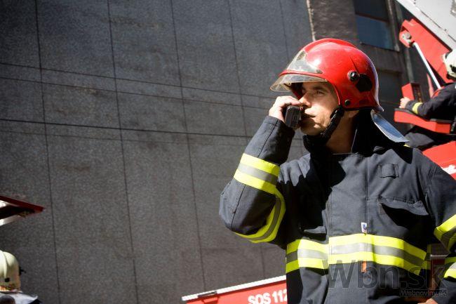 Bratislavskú železničnú stanicu zachvátil veľký požiar