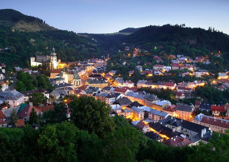 Slovenské klenoty v UNESCU: Banská Štiavnica
