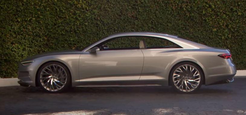 Tak toto je krása… Prvá jazda Audi A9 Concept Prologue…
