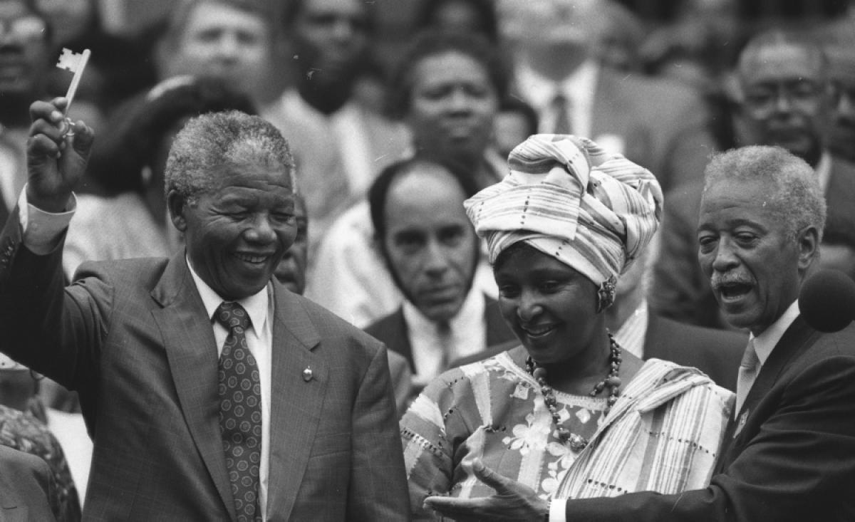 Historický kalendár: Mandela prezidentom či bronz Slovenska na MS v hokeji. Čím je slávny 10. máj?
