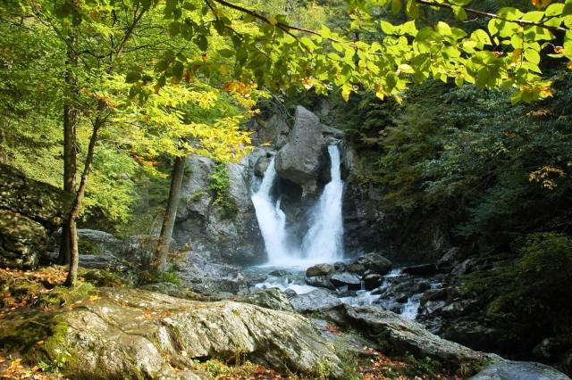 Slovenský Raj je doslova rajom neprístupných roklín a kaňonov