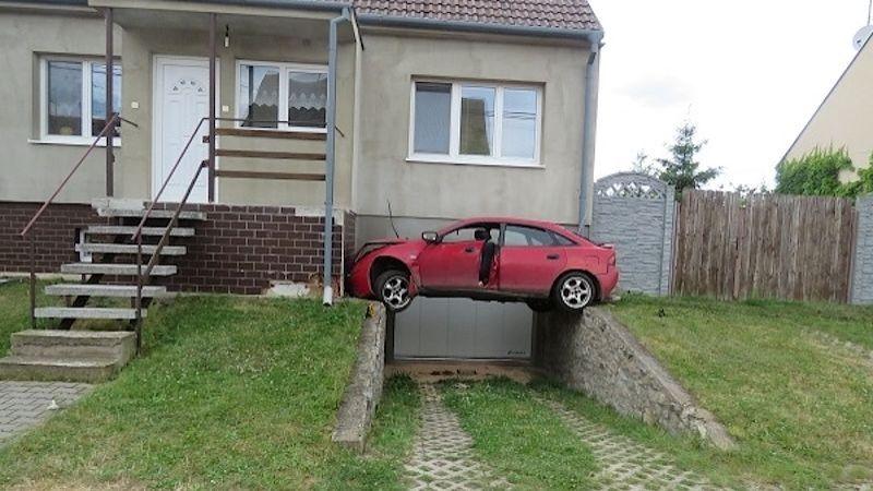 Čech vďaka alkoholu pozdvihol parkovanie na vyšší level