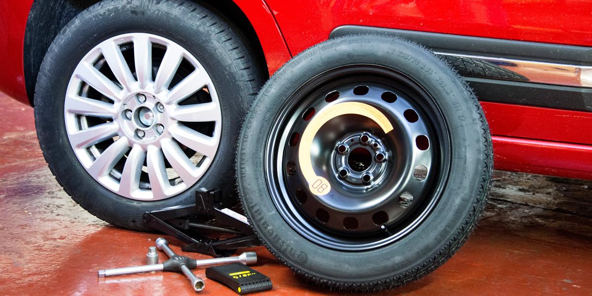 Prečo je náhradná pneumatika v aute je dôležitá?