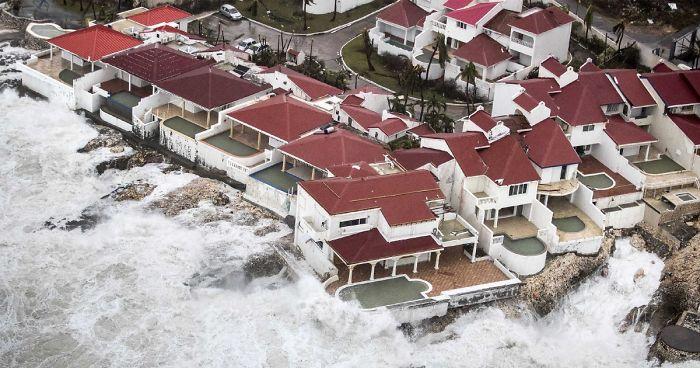 Hrozivá apokalypsa spôsobená hurikánom Irma zachytená v dychberúcich fotografiách
