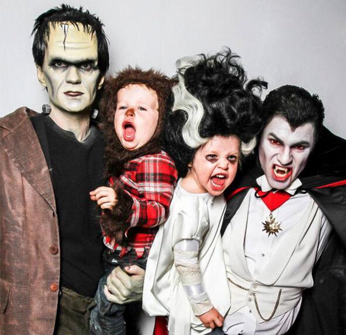 Najbláznivejšia Halloween rodina? No predsa tá Barnieho z HIMYM!