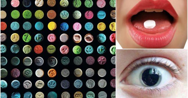 Dievčatká si doniesli ako výslužku z Halloweenu tabletky extázy