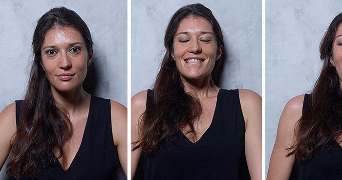 Ženské tváre pred, počas a po orgazme ako pochopenie krásy ženskej sexuality