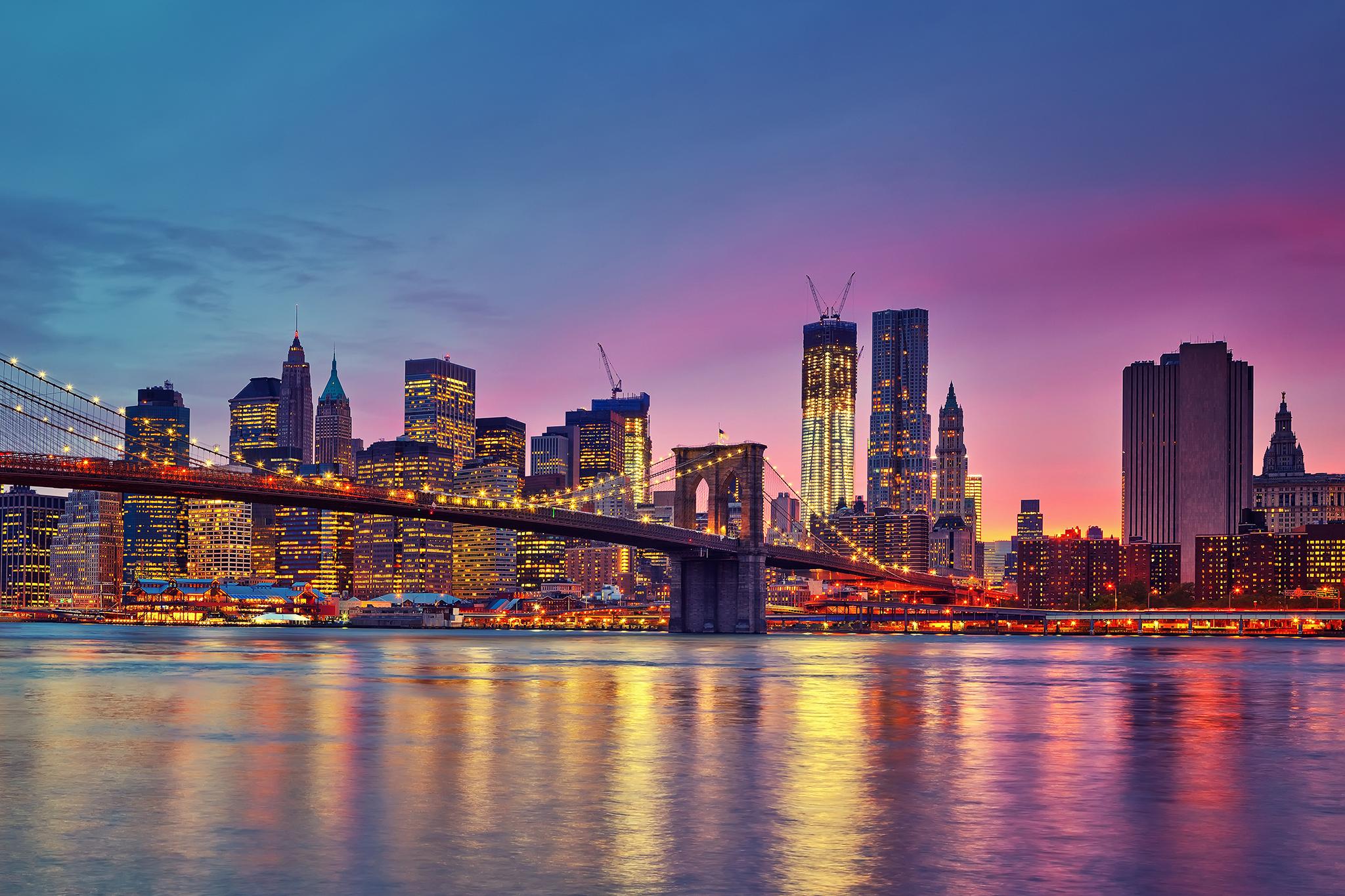 Najkrajšie a najznámejšie miesta v New Yorku, ktoré určite musíte vidieť