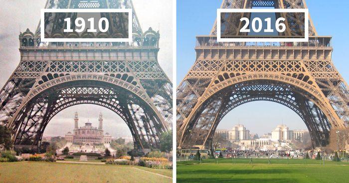 Desať neuveriteľných zmien svetových lokalít, ktorými časom prešli vďaka ľuďom