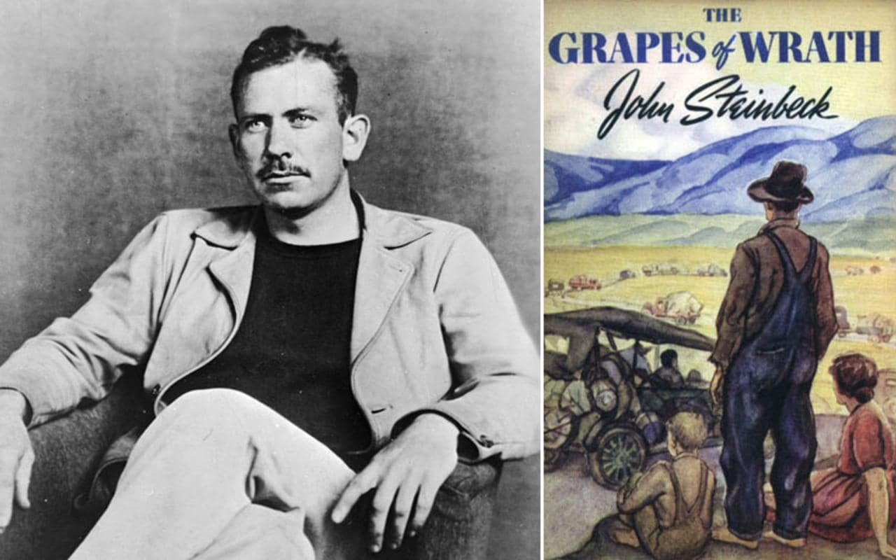 steinbeck on the inequalities of the south Introduction much like steinbeck's short novel the pearl, of mice and men is a parable that tries to explain what it means to be human his friend ed ricketts shaped steinbeck's thinking about man's place in the universe.