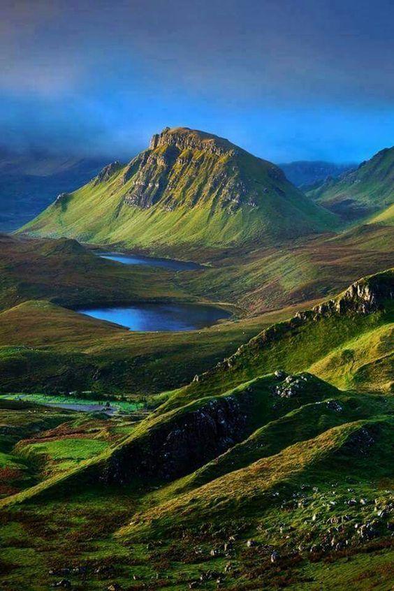 Škótsko je zvolené za najkrajšie miesto na planéte. Tu je dôvod !