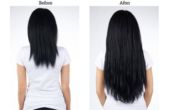 Viete aká je najvhodnejšia metóda predlžovania vlasov   Vyberte si presne  takú 5af95cd73d7