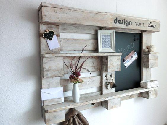 Kreatívne nápady ako využiť staré palety na nábytok