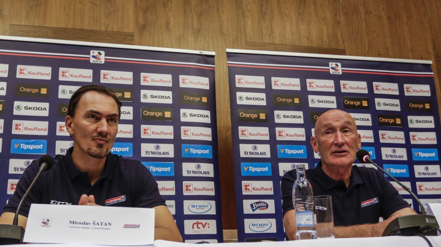 Slovenská hokejová olympijská nominácia je plná prekvapení a nečakaných mien. Slovan dostal košom.