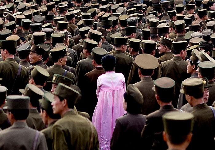 Desať ilegálnych fotografií Severnej Kórei, za ktoré by vás Kim Jong Un nepochválil