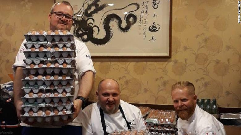 Nórski kuchári omylom objednali pre svojich olympionikov 15-tisíc vajíčok
