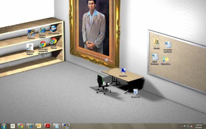 Najúžasnejšie pozadia na počítači, ktorými ohúrite každého