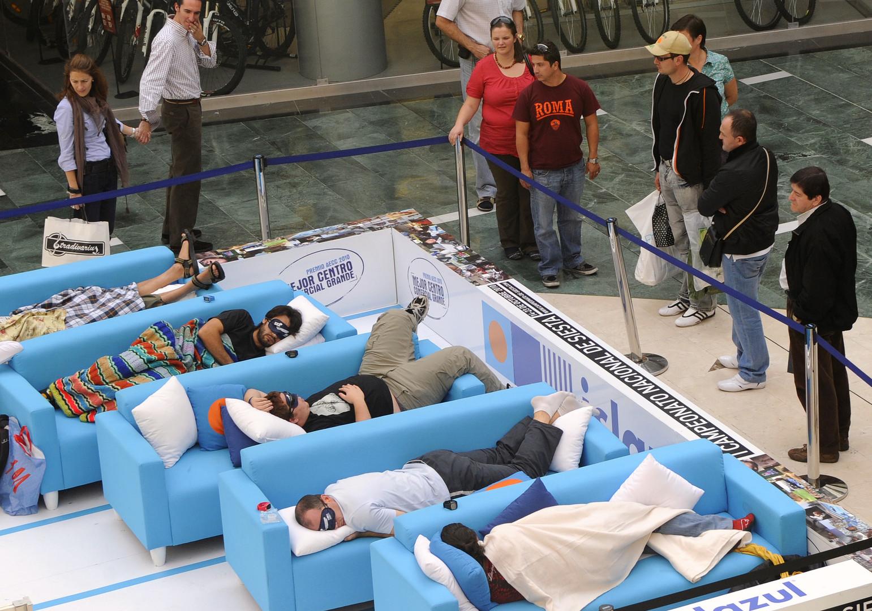 V Španielsku súťažia v poobedňajšom spánku