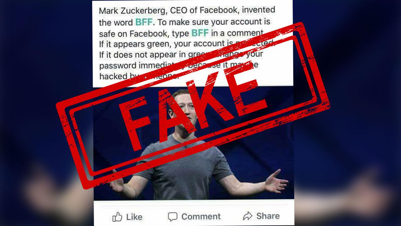 Desaťticíce ľudí naletelo podvodu s BFF v komentoch na Facebooku