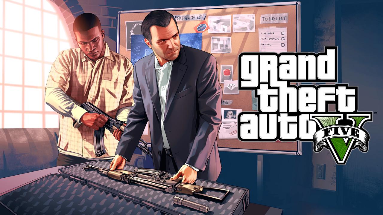 Miliardové zárobky GTA V, predbehlo všetko v zábavnom priemysle