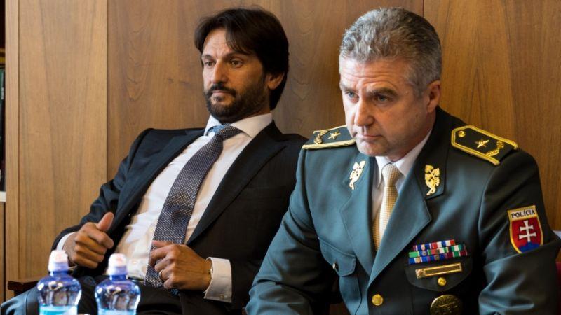 Premiér SR oznámil, ku ktorému dátumu skončí Gašpar ako policajný prezident