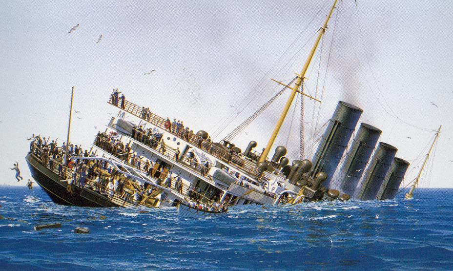 Historický kalendár: Potopenie Lusitanie či bombardovanie v Belehrade. Čím je slávny 7. máj?