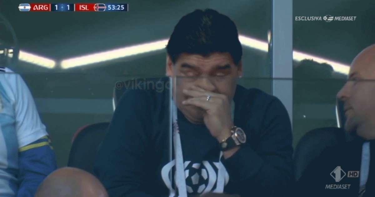 V srdci Argentína, v nose Kolumbia. Dožije sa Diego vôbec konca šampionátu?