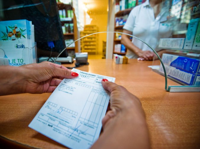 Lekáreň môže zablokovať pacientov erecept, je to nová funkcionalita elektronického zdravotníctva