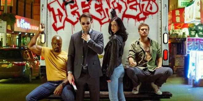 Štyri špičkové seriálové spolupráce medzi Netflixom a Marvelom