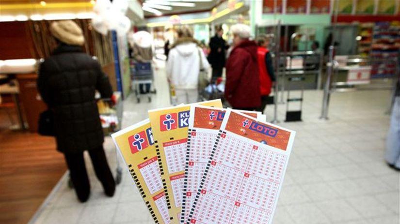 Slovensko má nového milionára, odniesol si rekordnú výhru