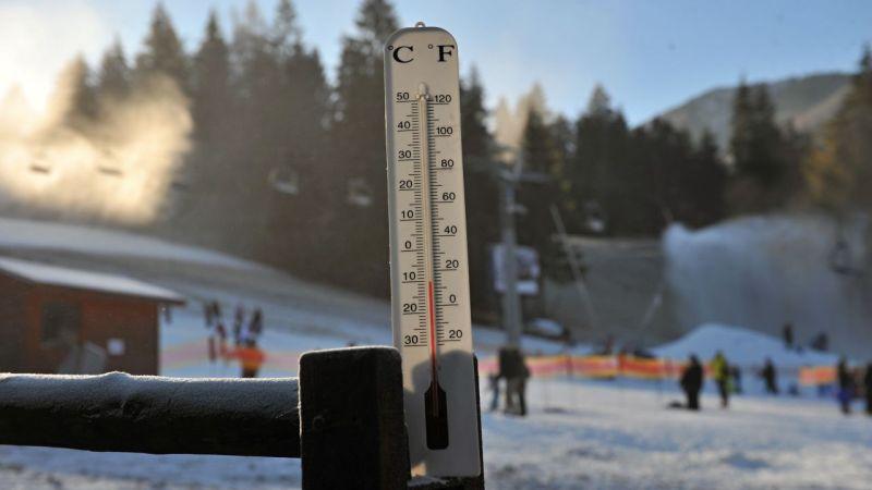 Blíži sa rapídna zmena počasia, čaká nás poriadne sneženie