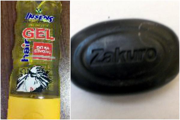 Foto: Nebezpečné mydlo aj gél na vlasy sa môžu vyskytovať aj na Slovensku, varujú hygienici