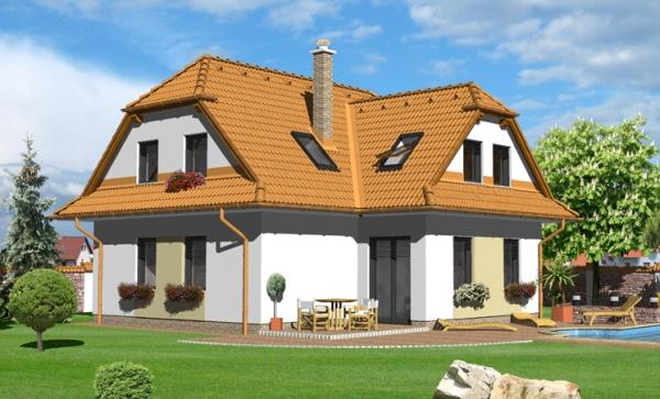 Projekty rodinných domov: Ako si splniť sen o bývaní