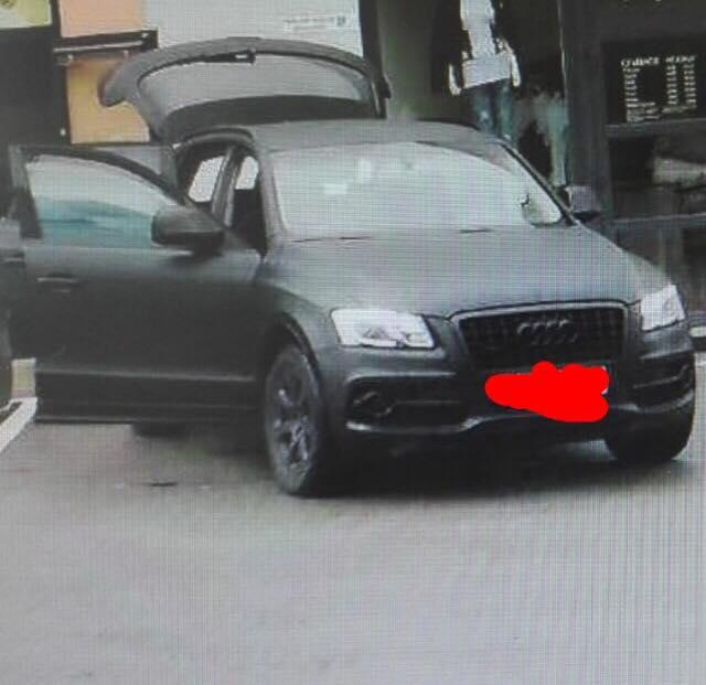 LÚPEŽ V ZLATNÍCTVE: POLÍCIA HĽADÁ TOTO AUTO