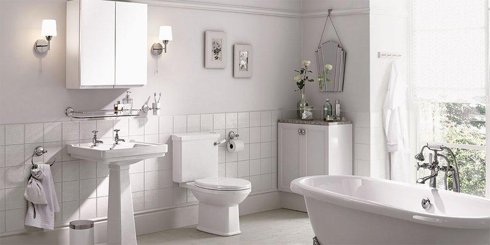Zariaďte si kúpeľňu tak, aby vám slúžila dlhé roky