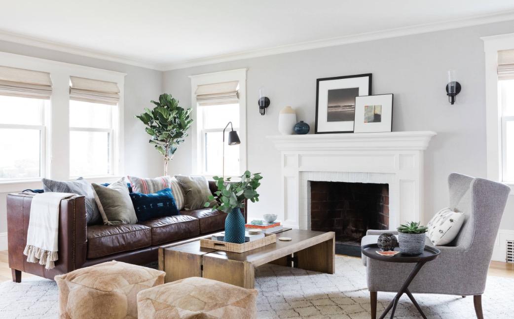 Zariaďte si modernú a štýlovú obývačku