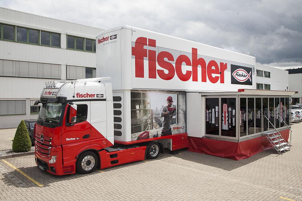 Do Popradu zavíta fischer TourTruck