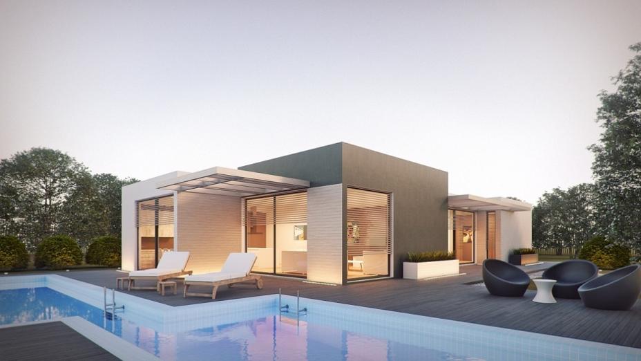 Bezpečné vysokoodolné podlahy k bazénom a do záhrady