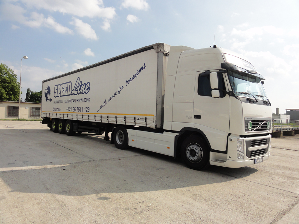 Potrebujete dopraviť tovar rýchlo a spoľahlivo?