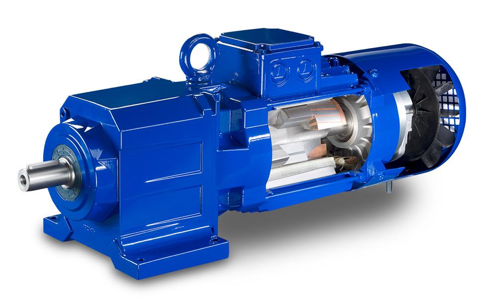 Kvalitné elektromotory a zariadenia pre manipuláciu s nákladom