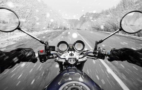 Motorka v zime nemusí poslúchať