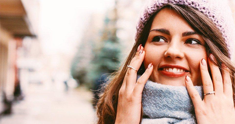 Poradíme vám, ako sa starať o pokožku v zime