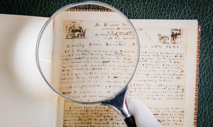 Aukčný dom dúfa, že Emilyne básne budú predané za 800.000 až 1,2 milióna libier