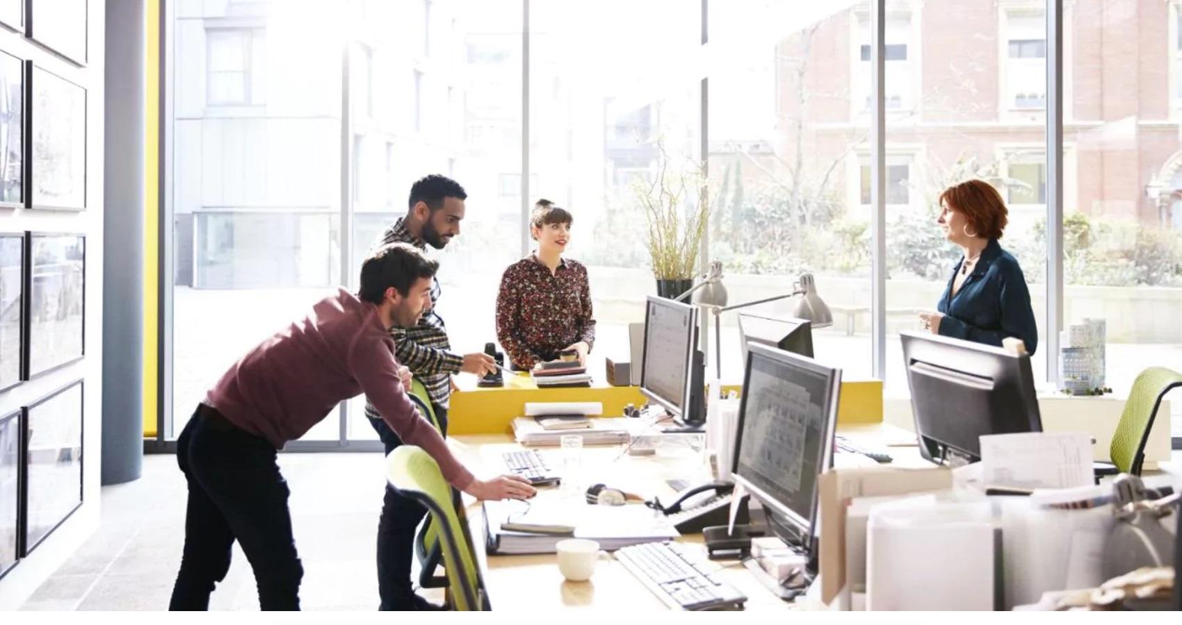 Doplnky, ktoré robia kanceláriu ideálnym miestom na prácu